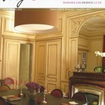 Article sur MS Architecture Interieur Magazine My Chic Residence d'Octobre 2011