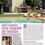 Article sur MS Architecture Interieur Magazine Marie Claire de Novembre 2007