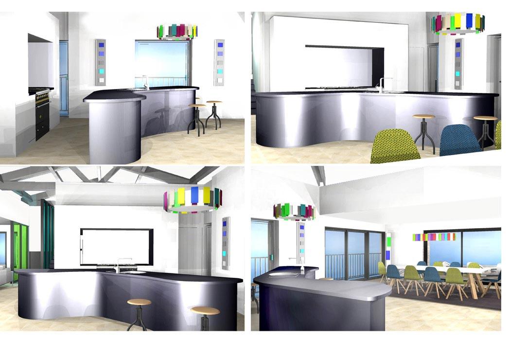 MS Architecture interieur Lyon - Aménagement interieur pour professionnels et particuliers