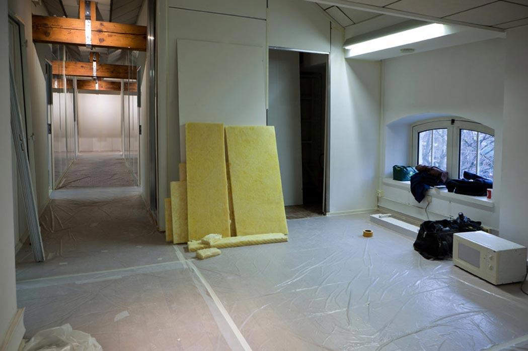 MS Architecture interieur Lyon - Aménagement interieur d'un cabinet de courtage