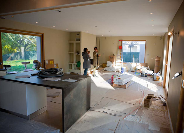 MS Architecture interieur - Chantiers aménagement interieur pour professionnels, bureaux, cabinets, restaurants, boutiques