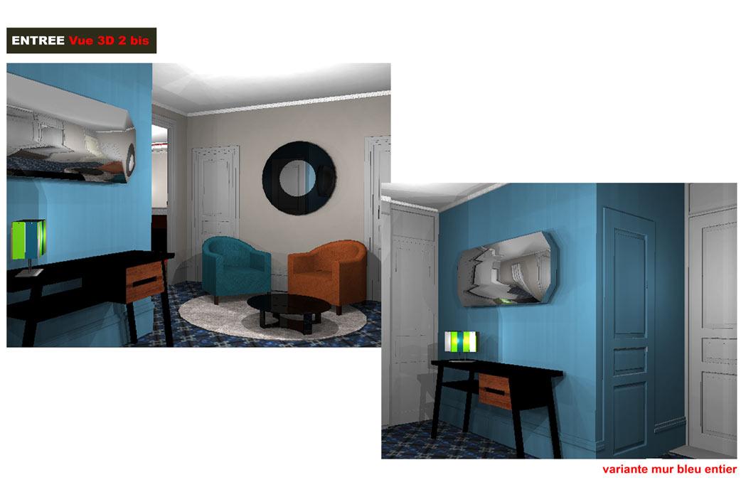 MS Architecture Interieur Lyon - Prestations amenagement et decoration interieur pour particuliers et professionnels