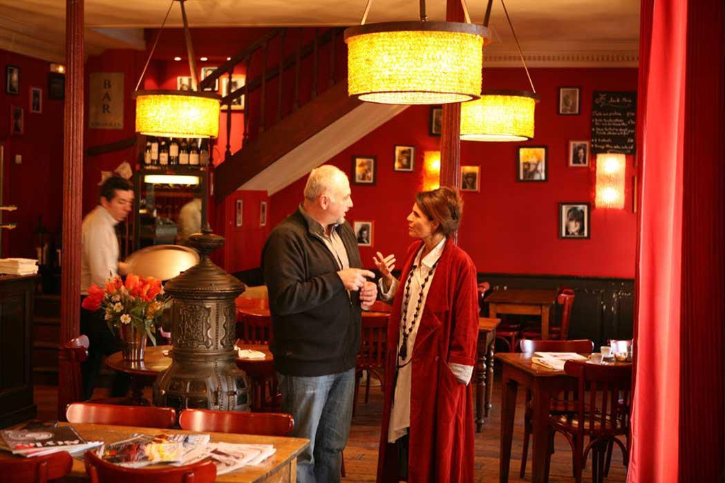 Decoration int rieur architecte int rieur lyon meuble for Interieur restaurant