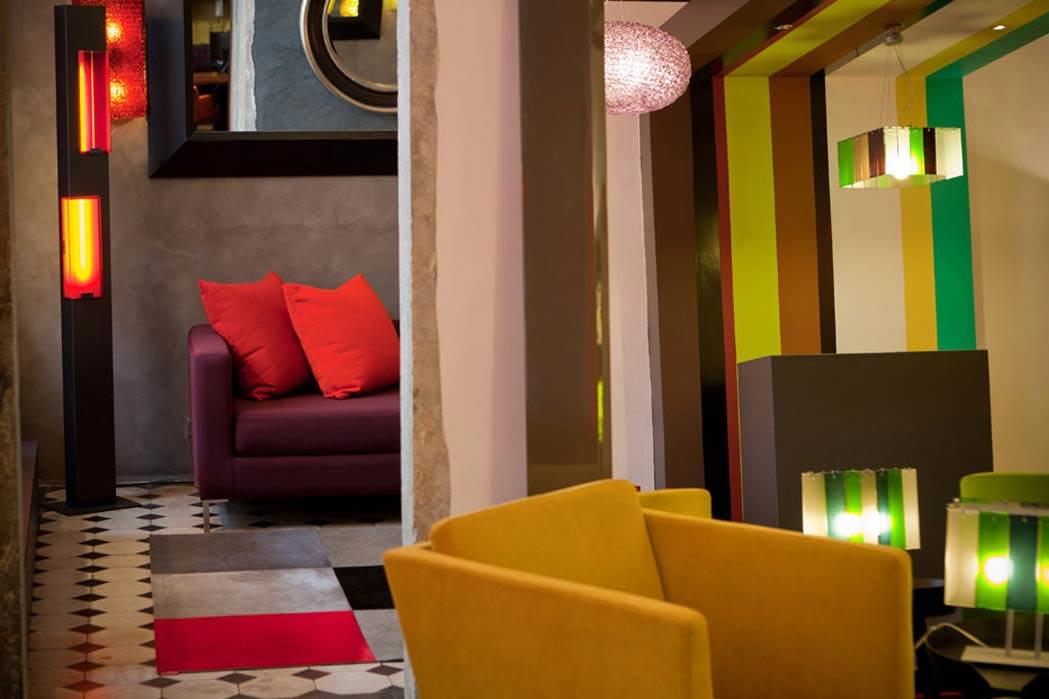 MS Architecture interieur Lyon - Décoration interieur du showroom de Mariane Sauzet Mis en Scène Interior Design